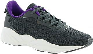 Propet Stability Strive Women's Oxford 6.5 B(M) US Grey-Purple