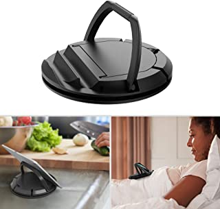Avankin 360° Swiveling Cell Phone Stand for Desk, Phone Holder for Bed, Adjustable Angle View for...