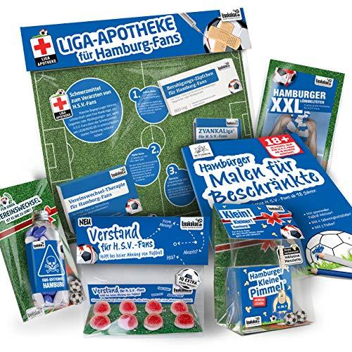 Hamburg Toaster ist jetzt das MAXIMAL SPAß Paket für HSV-Fans by Ligakakao.de