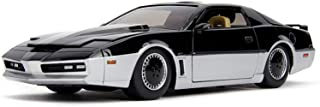 Jada Toys Hollywood Rides Knight Rider K.A.R.R. 1982 Pontiac Firebird 1:24 diecast Vehicle with Light up Feature