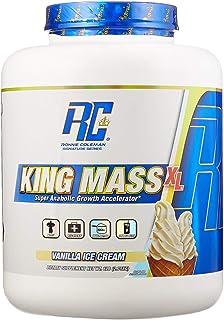 Ronnie Coleman King Mass Gainer Vanilla, 6 lbs