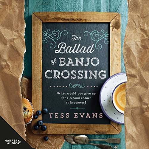 The Ballad of Banjo Crossing audiobook cover art