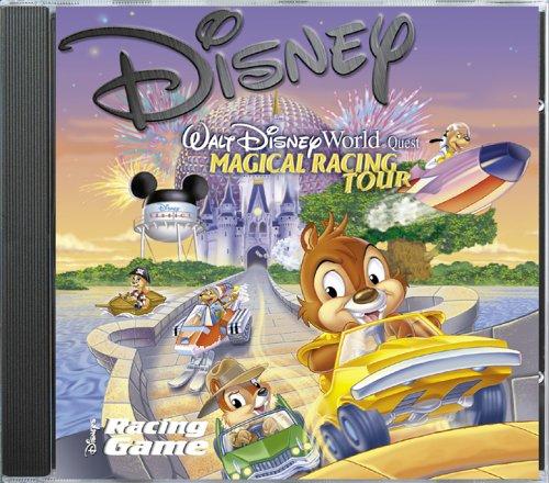 Preisvergleich Produktbild Walt Disney World Quest - Magical Racing Tour