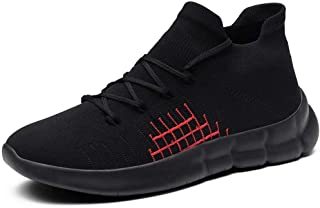 LANCROP Mens Mens Walking Shoes