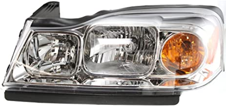 Headlight for VUE 06-07 LH Assembly Halogen w/Bulb(s) Driver Side