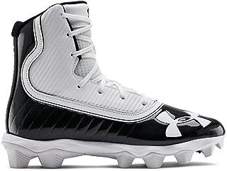 Under Armour Kids' Highlight Rm Jr. Football Shoe