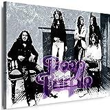 Myartstyle - Bilder Deep Purple Band 60 x 40 cm