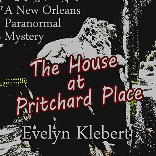 The House at Pritchard Place audiobook cover art