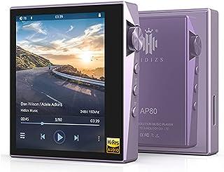 Hidizs AP80 Hi-Res ES9218P Bluetooth MP3 Player HIFI Lossless Music LDAC USB DAC DSD FM Radio HibyLink DAP FLAC Audio Play...