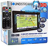 Soundstream VRN‐63HB in Dash Media, 6.2'