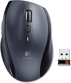 Logitech Wireless Mouse, رمادي