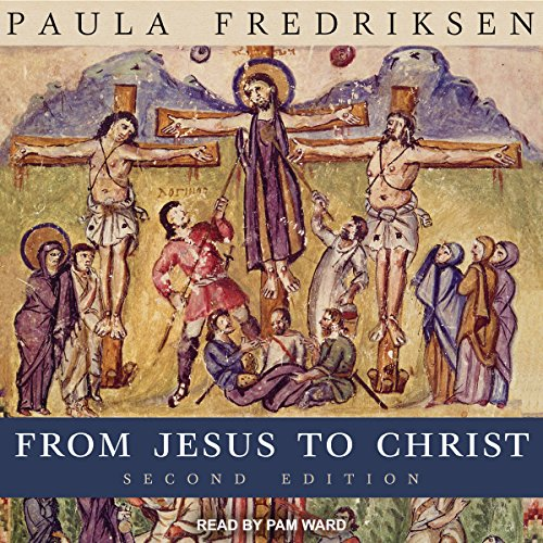 From Jesus to Christ audiobook cover art