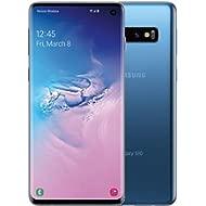 Samsung Galaxy Cellphone - S10 - Verizon - (Prism Blue, 128GB)