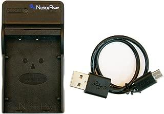 Nucleus Power USB充電器  Canon NB-13L 対応 USB充電器 デュアル充電器 USB (NB-13L) BI-UC-C(13L)