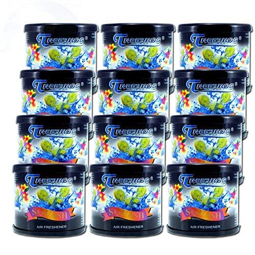 Tree Frog Air Freshener - Squash (1box)