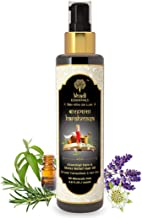 Khadi Essentials Bhringraj Hair Oil wih Amla, Rosemary, Lavender, For Stress and Pain Relief, Promotes Hair Growth and Healthy Scalp, 200ml All Minerals Free