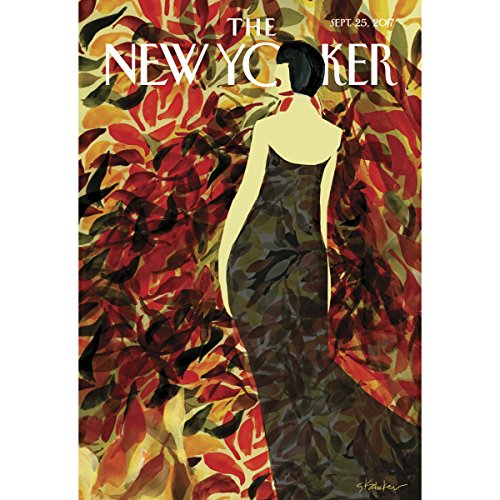 The New Yorker, September 25th 2017 (David Remnick, Rebecca Mead, Alexis Okeowo) audiobook cover art