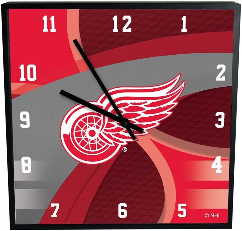 The Memory Company NHL 5 Today's only ☆ very popular Detroit Red Fiber S Wings Official Carbon