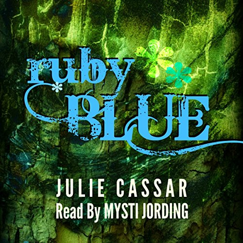 Ruby Blue, Volume 1 cover art