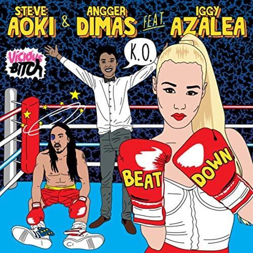 Steve Aoki & Angger Dimas feat. Iggy Azalea