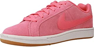 Womens Court Royale Suede Trainers 916795 Sneakers Shoes