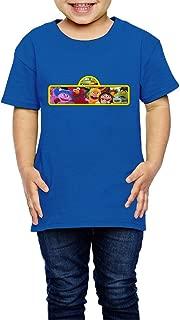 Kids Toddler Sesame Street Elmo Little Boy's Girl's T Shirt Size