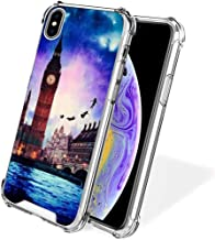 DISNEY COLLECTION Phone Case Compatible Apple iPhone Xs Max 6.5inch Peter Pan Background