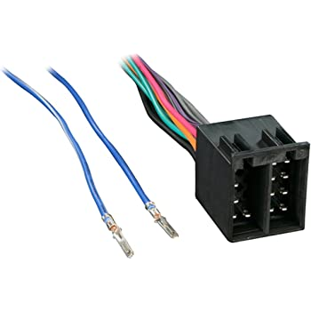 Amazon.com: Metra 70-1784 Radio Wiring Harness for Audi 88-99/Volkswagen  80-Up: Car ElectronicsAmazon.com