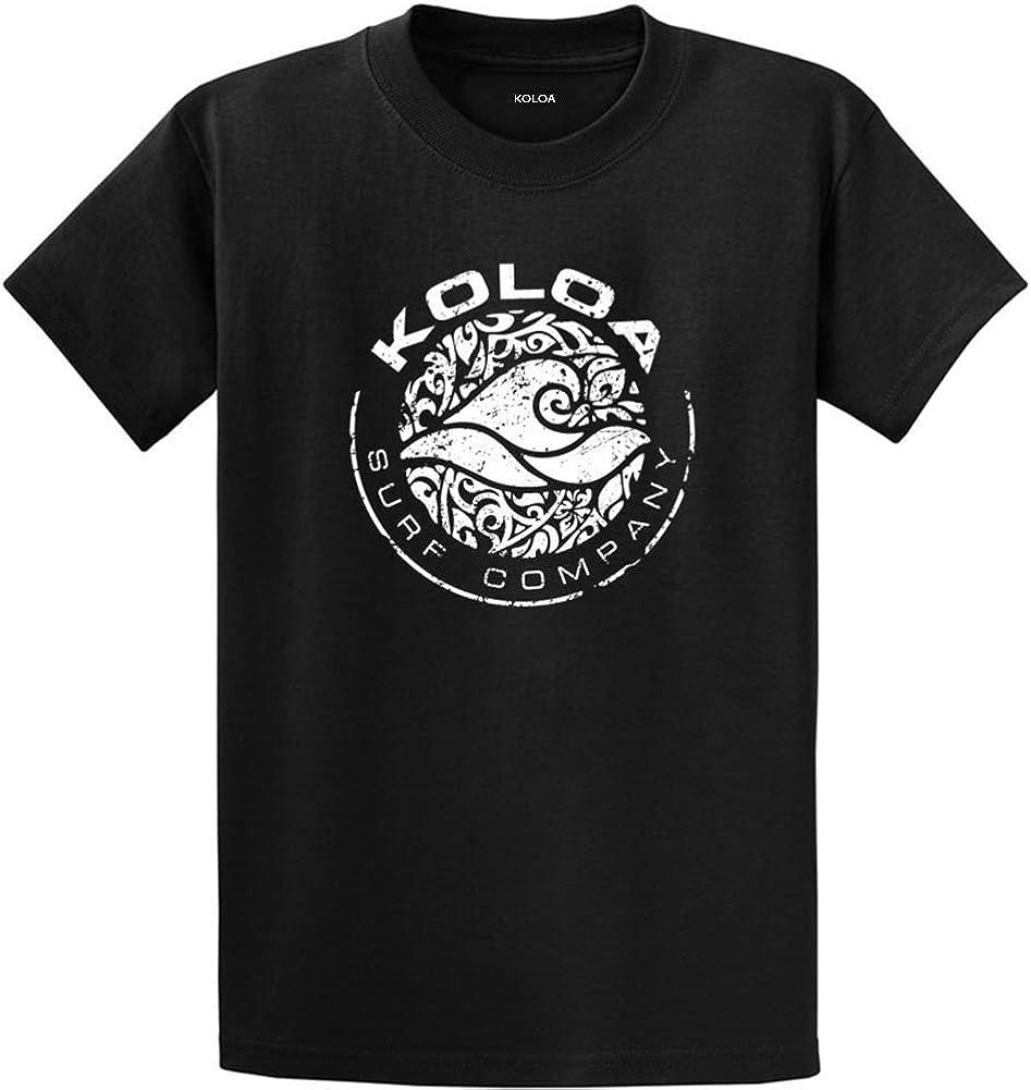 Koloa Surf Co. Circle Wave Logo T-Shirts in