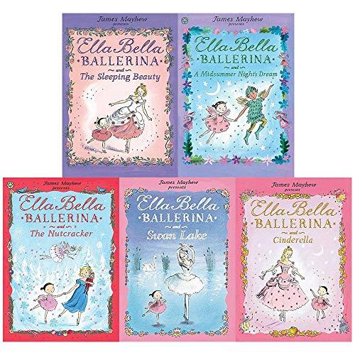 Ella Bella ballerina series James M…