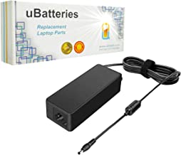 UBatteries Compatible 19V 75W AC Adapter Charger Replacement for Toshiba Satellite S50 S50-A S50t S55 S55-A S55D S55t S75 S75-A S75D S75D-A S75t S75Dt S850 S855 S875 T130-EZ1301 T130-W1302 Series