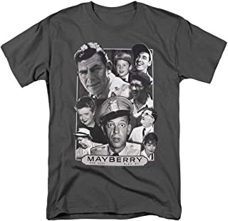 andy griffith pink floyd t-shirt