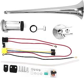 Horn hållbar lufthornkompressor för bil