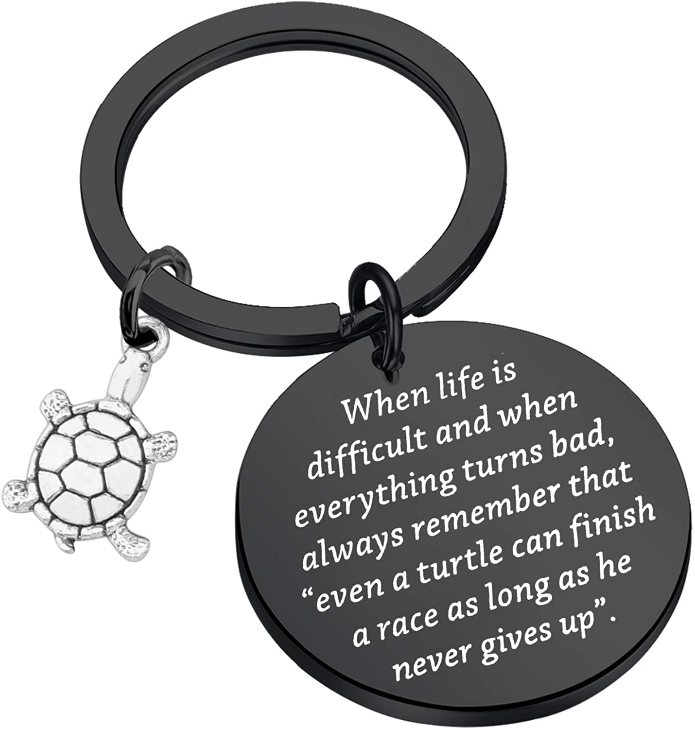 25% OFF SEIRAA Turtle Gift New life Even a Can Race Finish He Long as