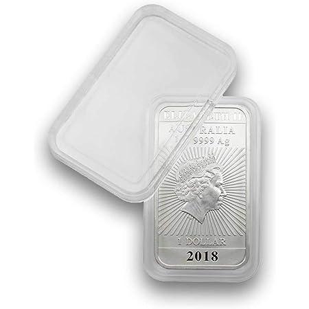 10 St/ück nelier Barren Kapseln CombiBar 1g Goldbarren Silberbarren aus hochwertigem Acryl 1 Gramm Barren CombiCoin