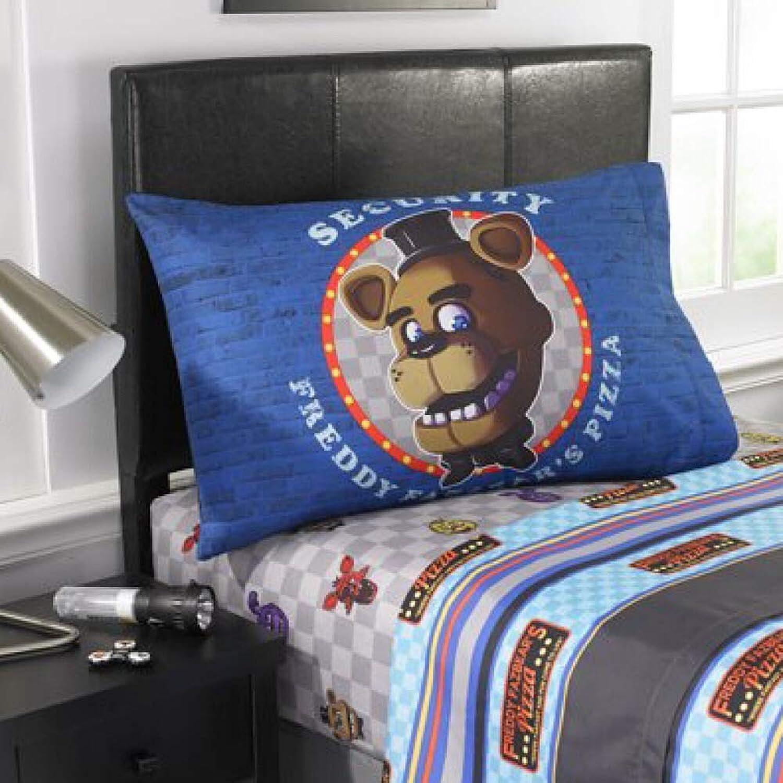 Five Nights at Freddys Kids Full Bedding Sheet Set