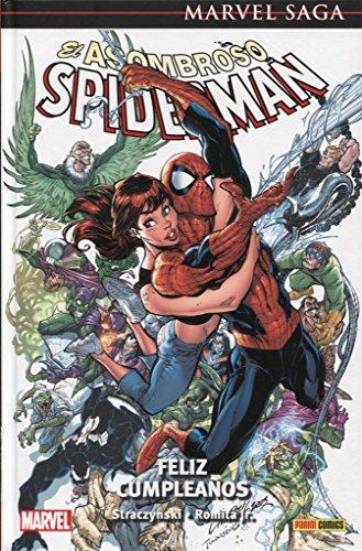 El Asombroso Spiderman 4. Feliz Cumpleaños