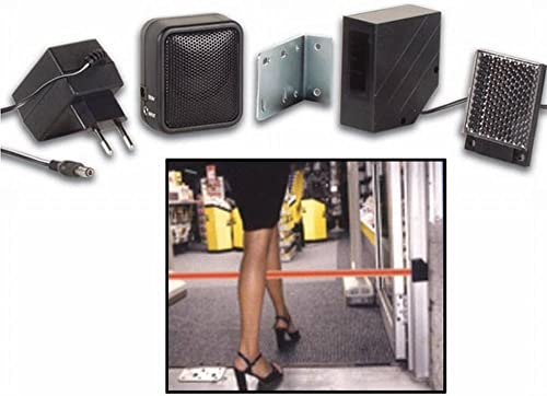 Dexlan - PEM7D IR-Durchgangsmelder mit Alarm. 221090