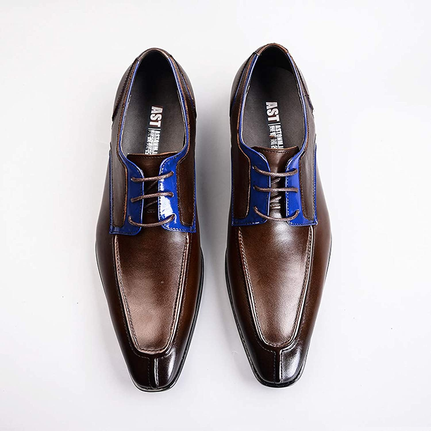 Men's Fashion Leather Formal shoes, New Leather Business Dress Men's shoes