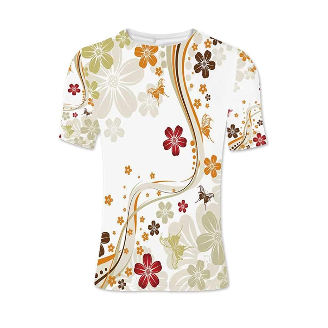 Space Fashionable T Shirt,for Men,S