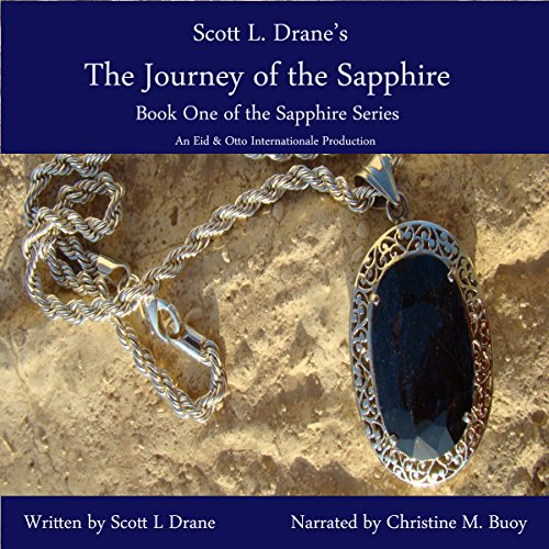 The Journey of the Sapphire audiobook cover art