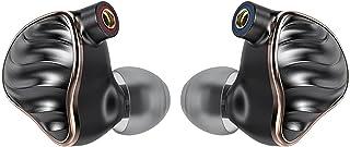 YaGFeng FiiO FH7 HIFI In-ear hörlurar nytt flaggskepp 5 hybriddrivrutiner 4 Knowles BA + 13,6 mm dynamisk IEM med MMCX avt...