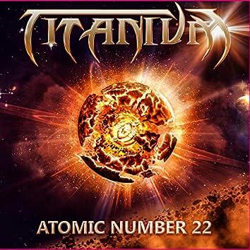Atomic Number 22