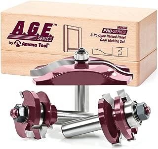 A.G.E. Series - 3 Pcs Ogee Door Making Set (MD500)