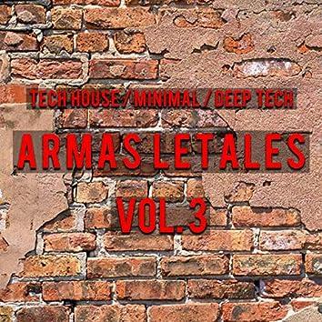 Armas Letales Vol.3