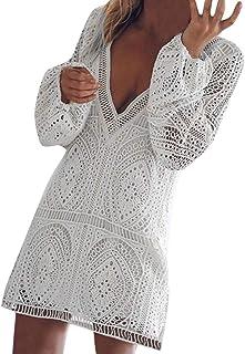 Amazon Fr Crochet Robes Femme Vetements