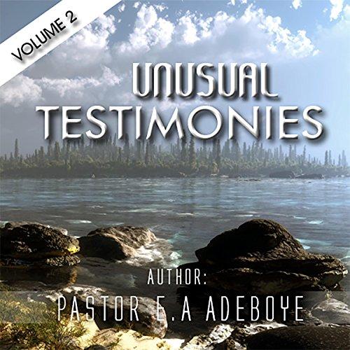 Unusual Testimonies, Part 2 audiobook cover art