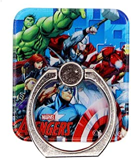 Marvel Avengers Mobile Phone Holder/Kickstand with 360° Rotation and 180° Flipping