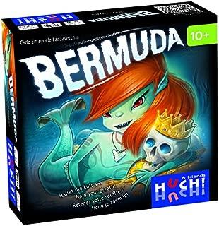 Huch & Friends Bermuda Multilingual Board Game