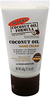Palmer's Coconut Oil Formula Coconut Oil Hand Cream 2.10 oz (Pack of 3)